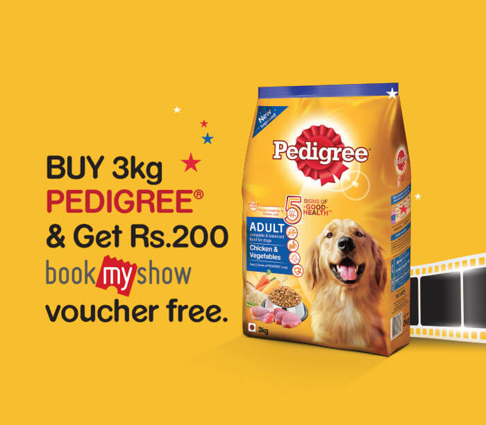 Pedigree Delicious & Healthy Treats For Dogs